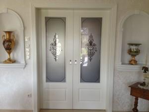 Zweiflügelige innentür  Innentüren